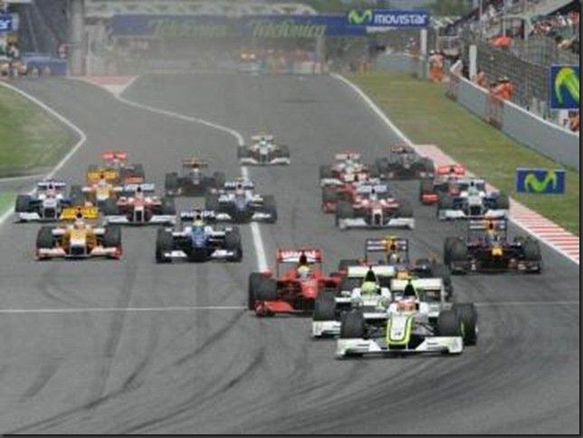 Fórmula 1: Detalhes das novas zonas de ultrapassagem