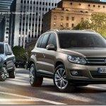 Volkswagen Tiguan 2012 surge em imagem filtrada
