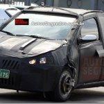 Novo Fiat Siena começa a sair da toca