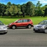Nissan apresenta a linha 2012 da Livina e Grand Livina