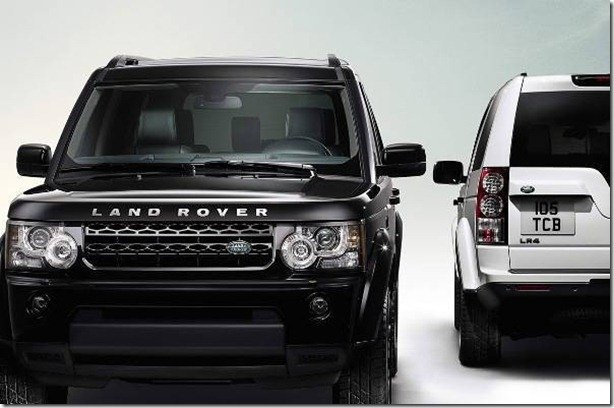 Land Rover Discovery 4 Black and White é lançada por R$ 239.900