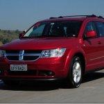 Dodge Journey tem 1.626 unidades envolvidas em recall