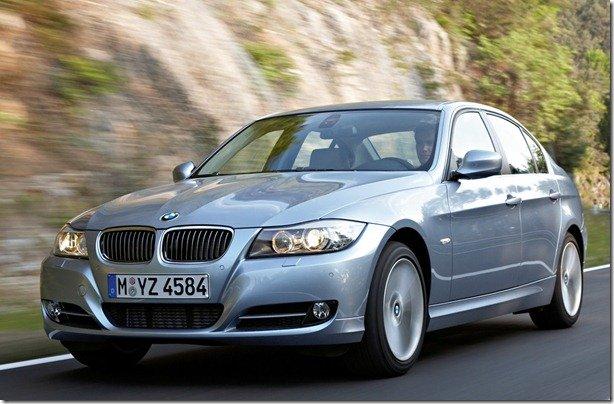 BMW Série 3 terá versão de R$ 100 mil