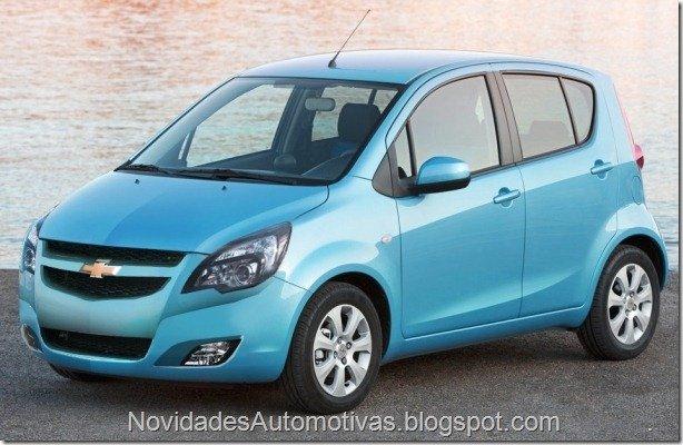 Exclusivo: Chevrolet Ônix será baseado no Opel Agila