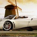 Pagani Huayra Roadster confirmado
