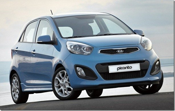 Novo Kia Picanto será lançado no Brasil até setembro