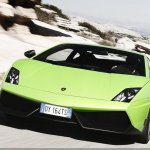 Lamborghini trabalha no substituto do Gallardo