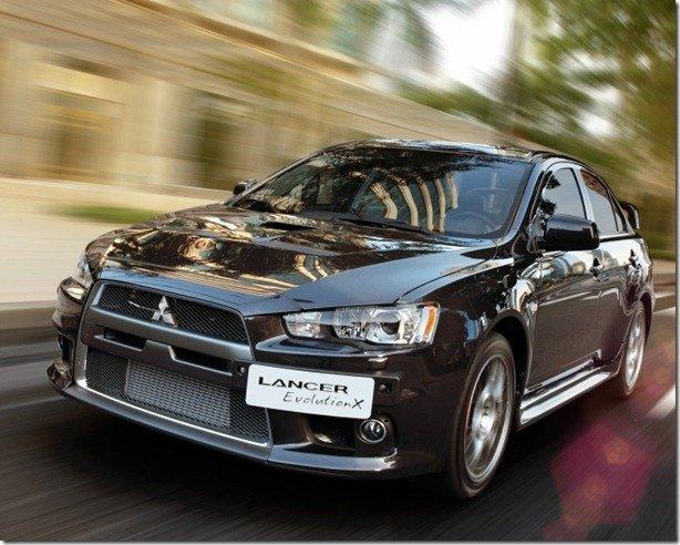 Mitsubishi anuncia que Lancer Evolution irá deixar de ser produzido