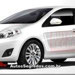 Produção do no Fiat Palio inicia em junho