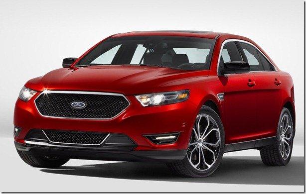 Ford Falcon e Mondeo pode ter visual inspirado no Taurus 2013