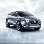 Buick Envision Concept estará no Salão de Xangai