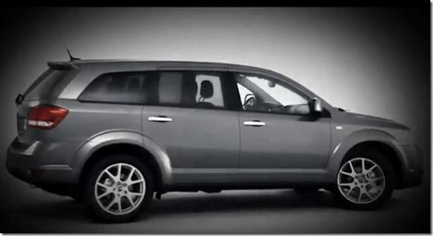 Fiat divulga primeiro comercial do Freemont