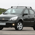 Chevrolet Agile e Montana ganharão motor 1.8 Ecotec