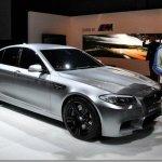 Primeiras imagens do novo BMW M5