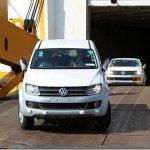 Volkswagen Amarok com câmbio automático só chega em 2012