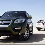 Lifan pretende comercializar o SUV X60 no Brasil no segundo semestre