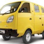 Tata Motors lança dois novos utilitários derivado do Nano na Índia