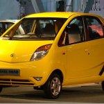 Tata Nano ganhará opção de motorização a diesel para o mercado indiano