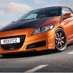 Honda CR-Z Mugem – Um híbrido esportivo