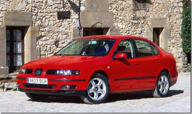 SEAT Toledo e Arosa podem voltar ao mercado em 2012