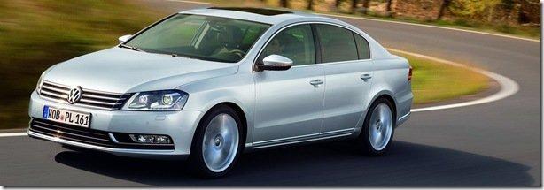 Próxima geração do Volkswagen Passat pode ter versão conversível