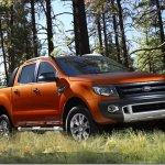 Ford confirma produção da nova Ranger para 2012