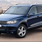 Volkswagen Touareg e Passat 2012 serão apresentados a imprensa na próxima semana
