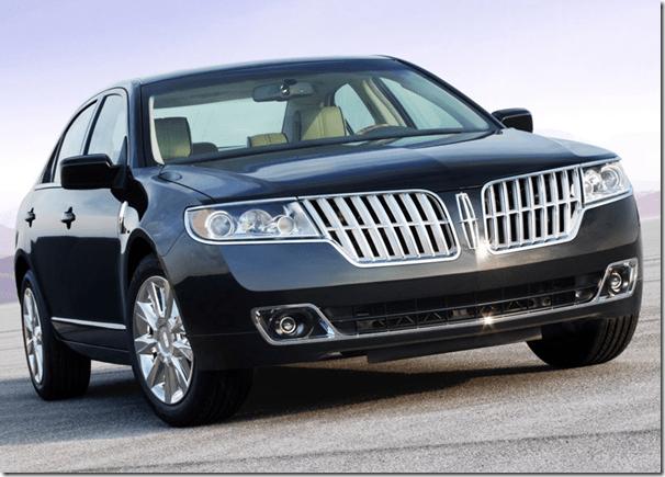 Lincoln pode lançar linha esportiva para seus modelos