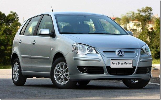 Volkswagen Polo Bluemotion ganhará câmbio automatizado I-Motion
