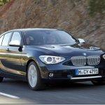 Este é o novo BMW Série 1