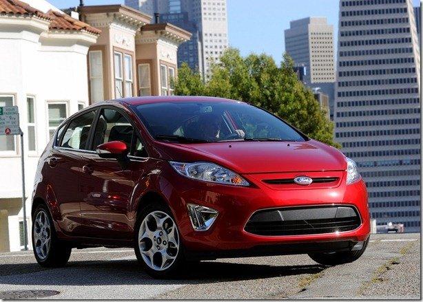 Ford New Fiesta hatch que será vendido no Brasil já entrou em produção