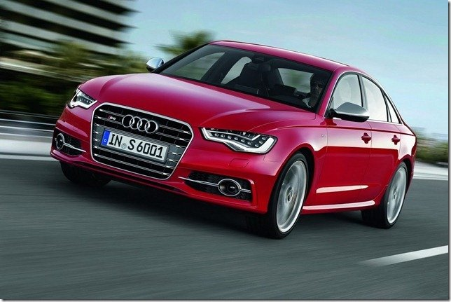 Audi apresenta os novos S6, S7 e S8