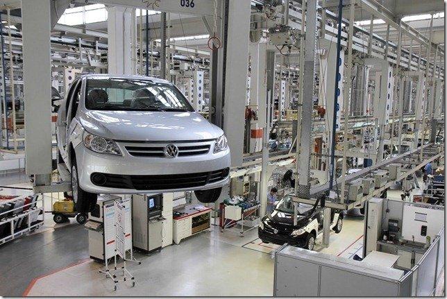 Governo irá incentivar as montadoras com redução de IPI