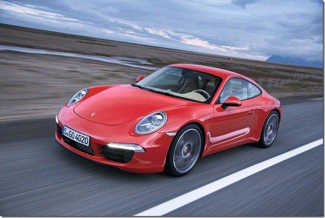 Oficial: Novo Porsche 911 Carrera