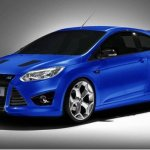 Ford confirma o novo Focus RS