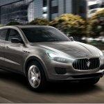 Cinqueporte seria o nome do SUV da Maserati