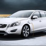 Volvo confirma a produção do V60 Plug-in Hybrid