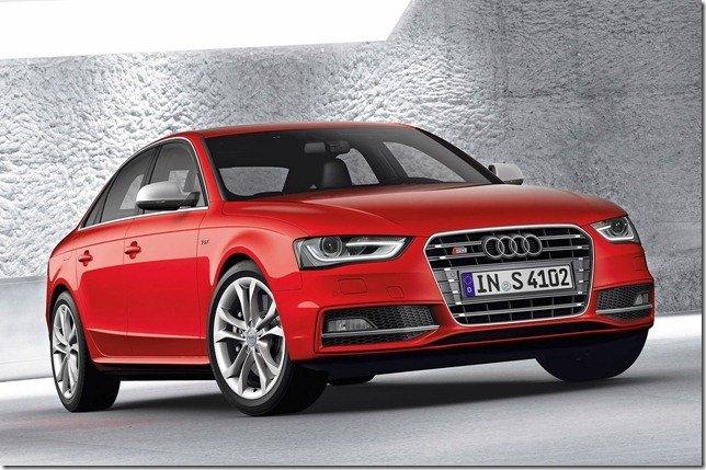 Audi A4 muda para a linha 2012
