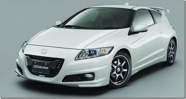 Honda confirma CR-Z com 175 cv para o Reino Unido