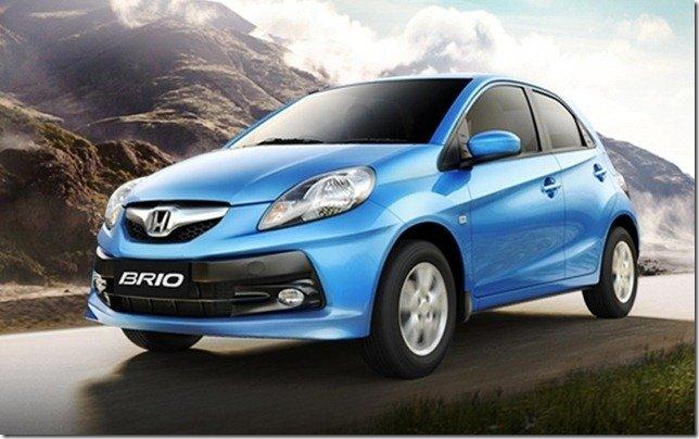Honda nega vinda do compacto Brio