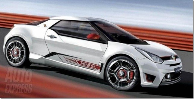 Fiat cancela futuros projetos da Abarth