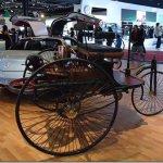Coluna Alta Roda – Carros de representação