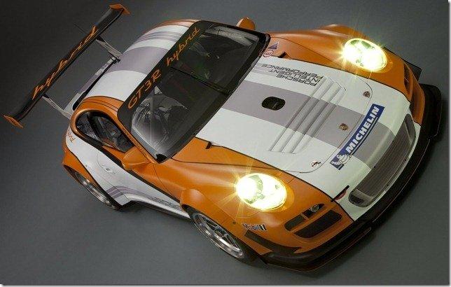 Porsche 911 GT3 R Hybrid terá nova geração