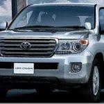 Toyota revela o novo Land Cruiser 200