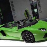 Lamborghini Aventador Roadster estará em Genebra