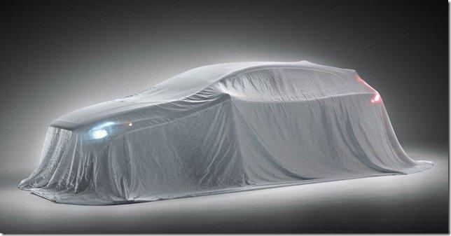Novo Volvo V40 tem teaser revelado