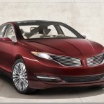 Novo Lincoln MKZ aparecem em forma conceitual
