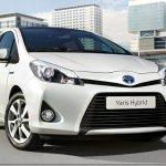 Toyota apresenta a versão de produção do Yaris Hybrid
