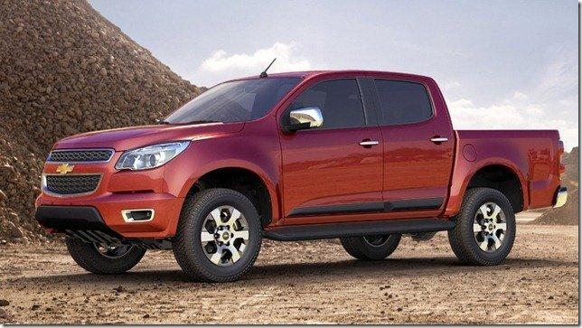 Mais informações sobre a nova Chevrolet S10
