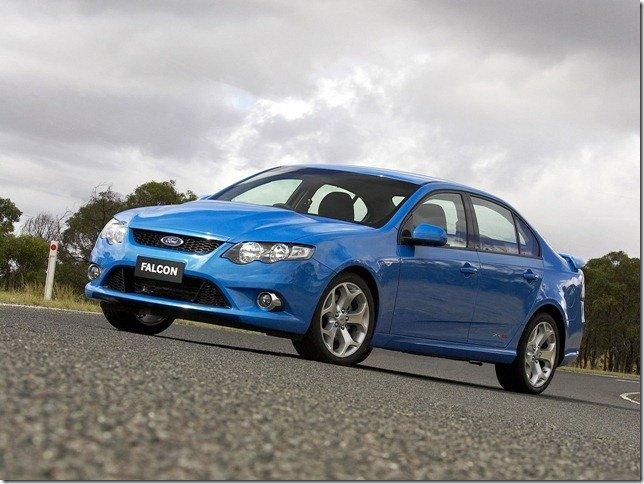 Carros australianos da Ford demorarão mais 5 anos para serem globais